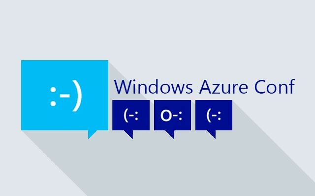 Join me tomorrow on Channel 9 at Windows Azure Conf