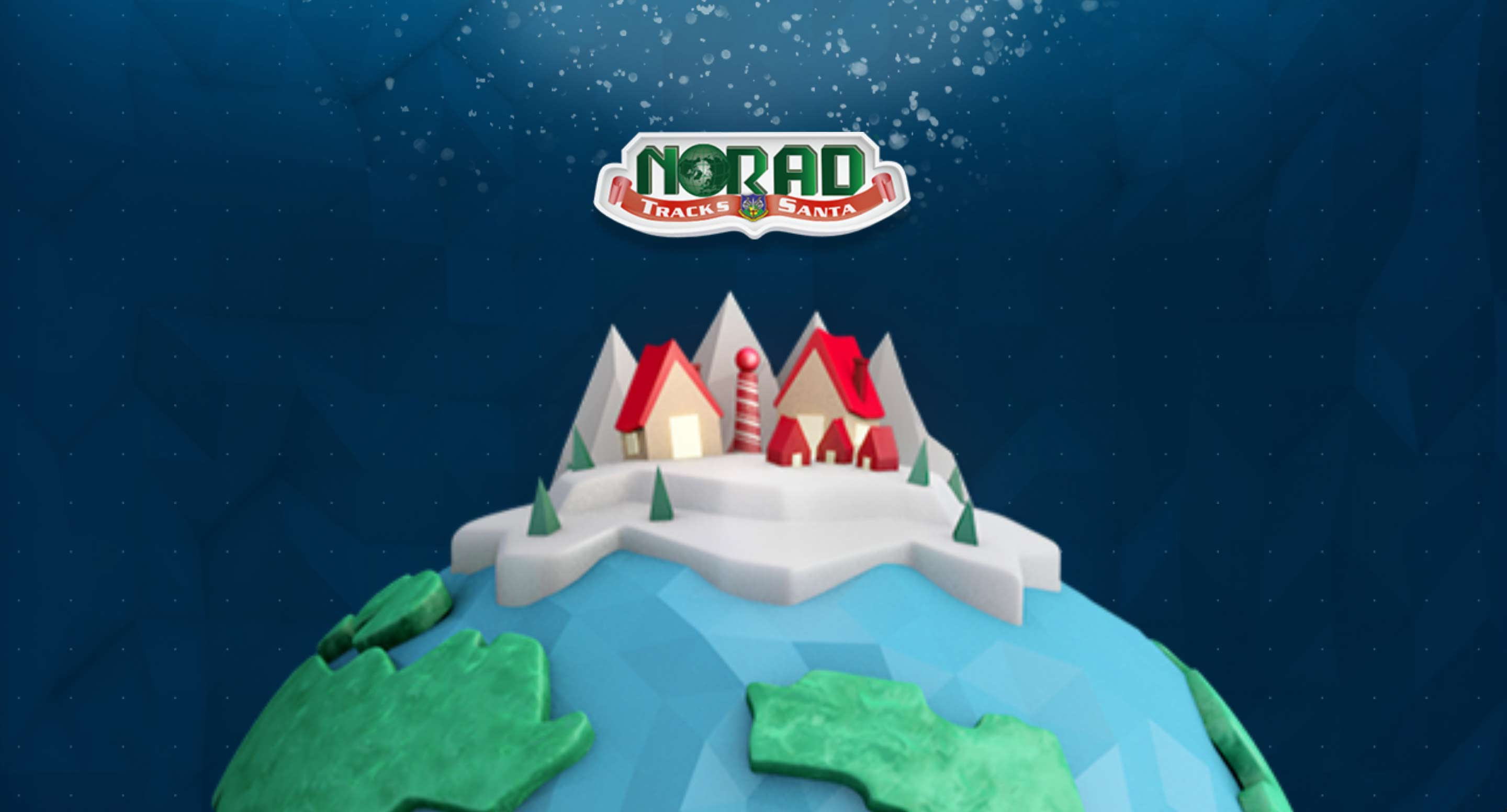 NORAD Tracks Santa with Windows Azure, Bing Maps and Windows 8